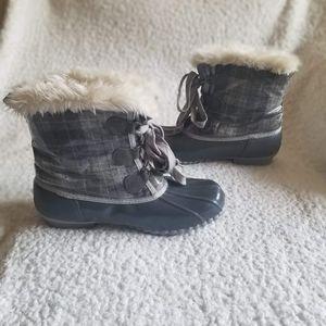 Sporto original duck Kim snow boots grey